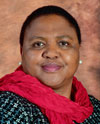 Agriculture, Land Reform and Rural Development - Ms Thoko Didiza.