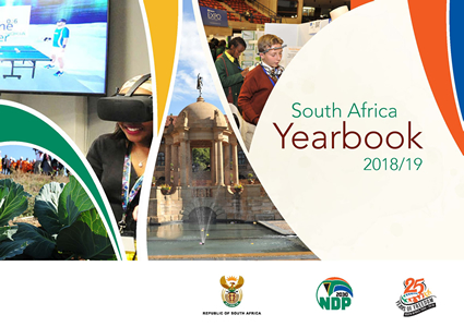 South Africa Yearbook 2018/19