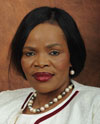 Deputy Minister of Science and Technology - Ms Z kaMagwaza-Msibi